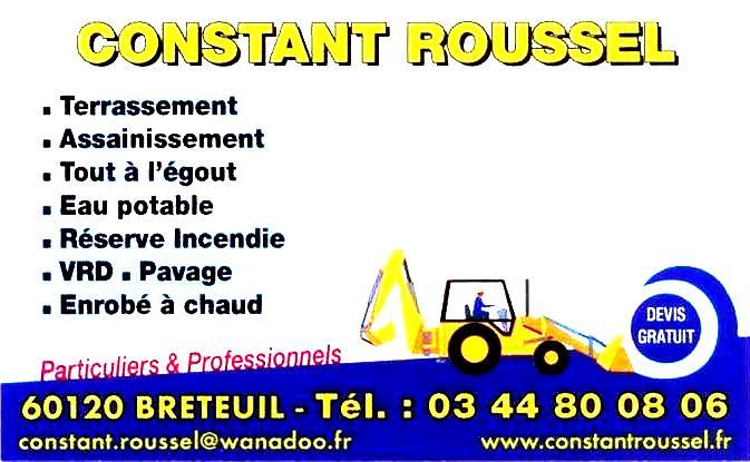 Constant roussel